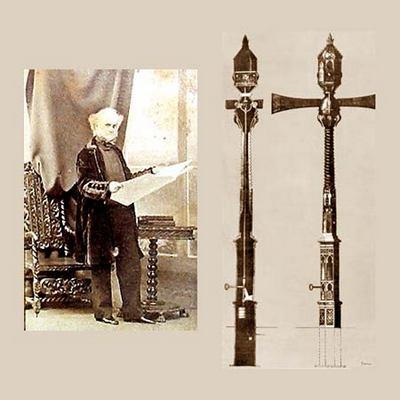 Prvi semaforski uređaj